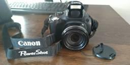 Câmera fotografica Canon Power Shot Sx Ultrasonic