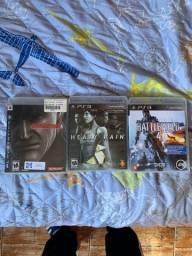 Jogos PS3 originais e novos
