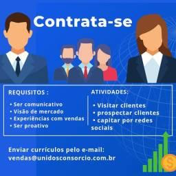 Oportunidade de empregos para consultor de vendas