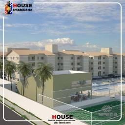 Condominio Space calhau, apartamentos com 2 quartos