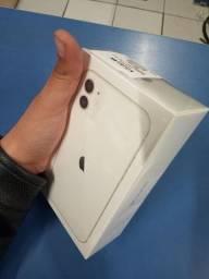 IPhone 11 White 128 GB sem nenhum risco Aparelho de uso Pessoal 4 meses