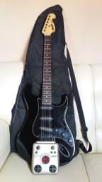 Linda guitarra Memphis da tagima seminova