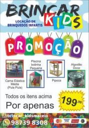 Promoção Brincar kids Maceió