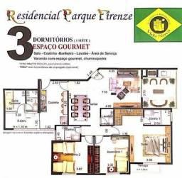 Apartamento 3 dormitórios,  125 m2