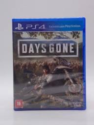 Days Gone Play Station 4 Mídia Física Novo Lacrado