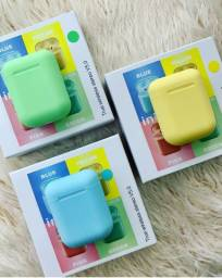 Fone sem fio bluetooth touch Inpods I12 Android e IOS iPhone