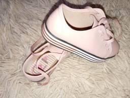 Calçados infantis molequinha