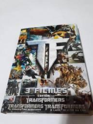 LEIA TODO O ANÚNCIO! BOX 3 DVDS TRANSFORMERS