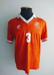 Camisa Holanda Lotto Euro de 96 original