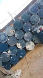 Tambores 200 litros 40 reais