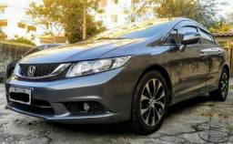 Honda Civic LXR 2014 top automático