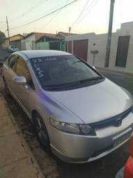 Honda civic lxs 1.8 Automatico