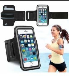 Suporte de braço celular corridas esportes