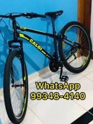 Bicicleta Caloi aro 29 Velox nova