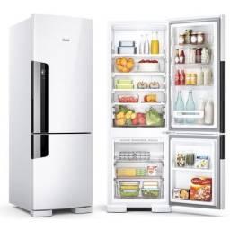 ( Lacrado no Isopor ) Refrigerador Consul Frost Free Duplex - Branco 397L CRE44AB