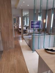 Apartamento, 60,25m², 2 dormitórios, 1 vaga, lazer completo - Centro de Carapicuíba - SP