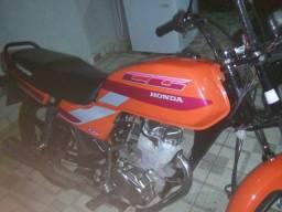 Vendo ou troco Honda today 91 top zera zera