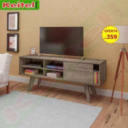 Rack P/ Tv Vip R$359,00 ? Cor: Canela Com Canela