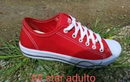 All star adulto novo na caixa 35.36.37.38.39