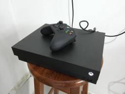 Xbox One X novinho resolução 4k