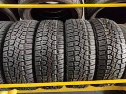 4 pneus 205/60 R15 ATR novos remoldados 6 meses de garantia (1.000$ até 6x no cartão)