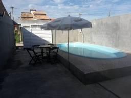 Casa em Sitio do Conde 02 quartos, piscina
