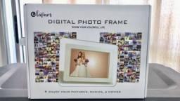 Porta Retrato Digital 7 Polegadas com controle remoto - Lápam