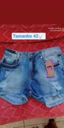 Short feminino!  A partir de R$ 40,00