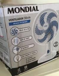 Ventilador Mondial 6 pas 30 cms - - 110v