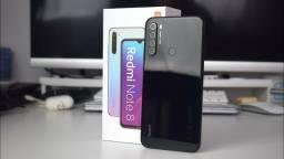 Xiaomi Redmi Note 8 novo lacrado na caixa
