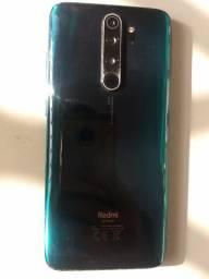 Note 8 pro 64 gb 6gb ram somente venda