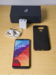 Smartphone celular LG g6 completo