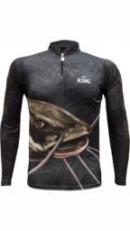 Camisetas King pesca