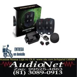 Alarme Automotivo Positron Ex360 Carro Universal audionet
