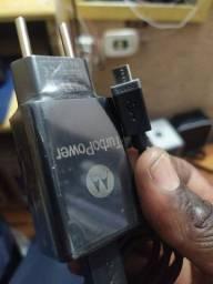 Carregador Turbo Power Motorola Moto V8 Original
