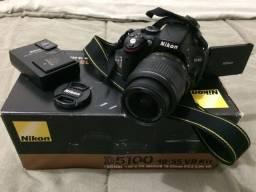 Maquina Profissional Nikon