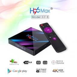 Tv Box Android H96 MAX - Um dos melhores atuais do mercado