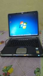 Notebook  HP windows 7