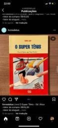 Livro o super tênis
