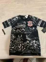 Camisa corinthians infantil