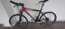 Bicicleta fibra de carbono scott