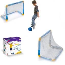 Trave Futebol Infantil +3anos Gol à Gol do Falcão Angel Toys