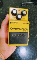 Pedal de guitarra boss - OD3 - Overdrive