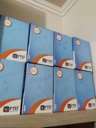 Box Apostilas Sistema De Ensino Ftd Ensino Médio 2°SÉRIE