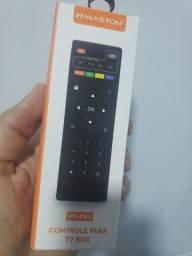 Controle Remoto Tv Box 4k Mx9/tx3/tx9/tx2