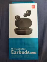 Fone de ouvido sem fio MI EARBUDS Basic S