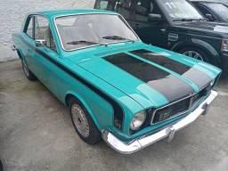 Ford Corcel 1973 GT 1.4 Ar gelando+todo restaurado+absurdamente novo!!!
