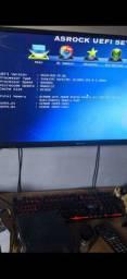 Vendo kit ou CPU completa com i3 3 geração mais 8 gbs de memoria