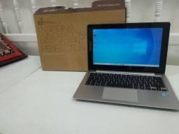 Notebook Asus Core i3, semi novo, na caixa, funcionando perfeitamente