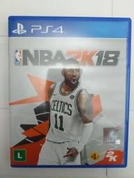 Jogo PS4 NBA (Original)